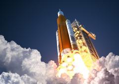 Science: Un mastodonte dans l'espace !