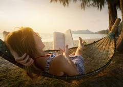 Le secret d'une vie plus longue? Lire des romans!