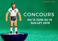CONCOURS: Mondial 2018