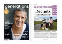 Votre magazine fait peau neuve et devient Générations!