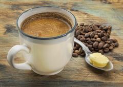 Du café au beurre: remède miracle pour perdre du poids ?