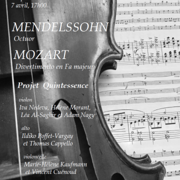 Image de Concert Mendessohn et Mozart