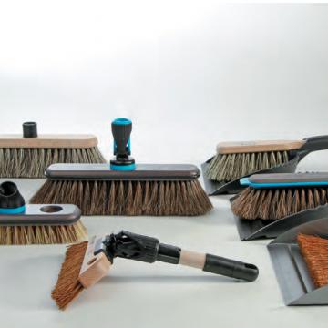 Image de comment se fabrique une brosse à dents, à tapis, à récurer ?