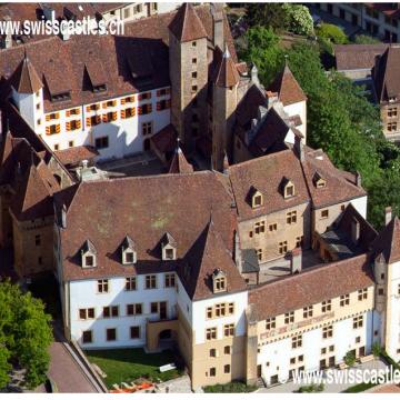 Image de Visite du château de Neuchâtel