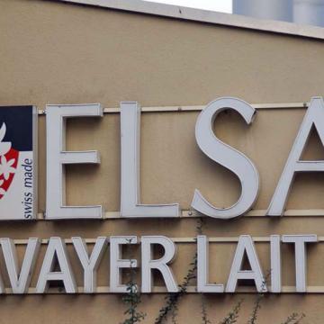 Image de Visite d'ELSA industrie laitière (Migros)
