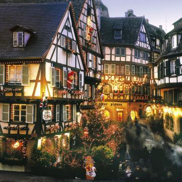 Image de Marche de Noël à Colmar, Alsace