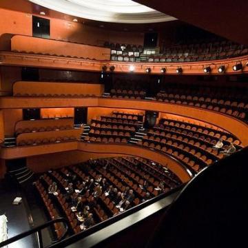 Image de Visite des coulisses du nouvel Opéra de Lausanne