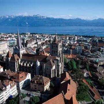 Image de Lausanne anecdotique