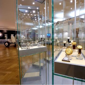 Image de Cordon-bleu et musée Omega