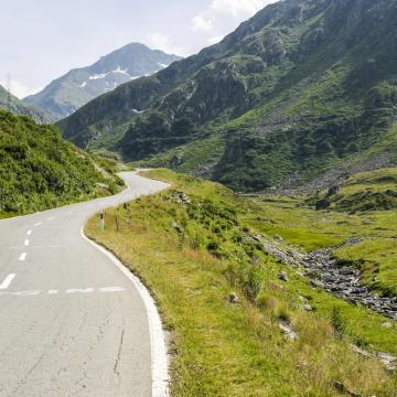 Image de Ballade en vélo dans la vallée de Conches