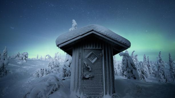Image de Laponie finlandaise