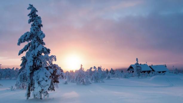 Image de Laponie - Aurores boréales, culture Sami et Hurtigruten