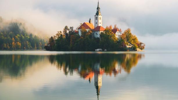 Image de La Slovénie entre lacs et montagnes