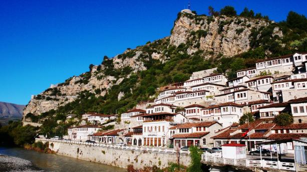 Image de Albanie et Monténégro