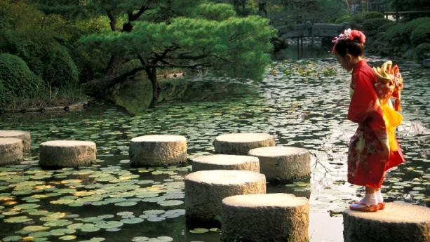 Image de Le Japon et ses couleurs d'automne