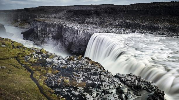 Image de Islande - Couleurs et lumière automnales