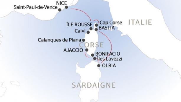 Image de Grand Tour de Corse - L'Ile de Beauté révèle ses Trésors - COMPLET