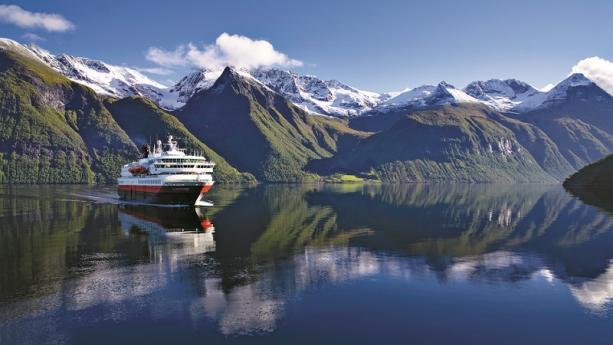 Image de Norvège & Danemark - En train et en bateau