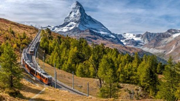 Image de Le grand tour de Suisse à bord de trains panoramiques
