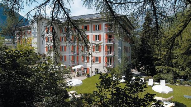Image de Loèche-les-Bains - Ressourcez-vous dans les Alpes Valaisannes