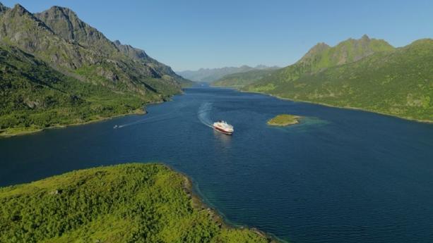 Image de Croisière à bord de l'Hurtigruten