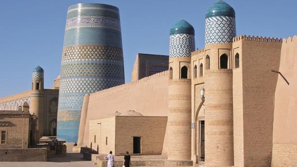Image de Ouzbékistan & Kirghizistan - Cités mythiques et nature sauvage