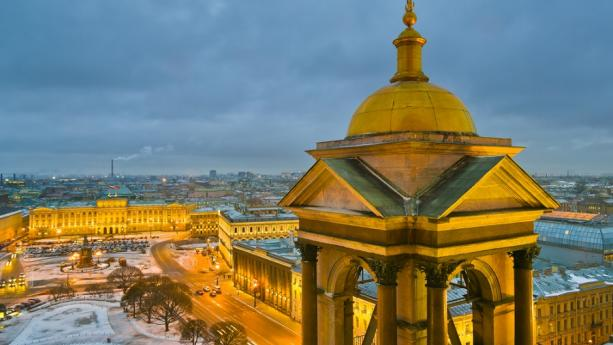 Image de Magie hivernale à St-Pétersbourg et Novgorod