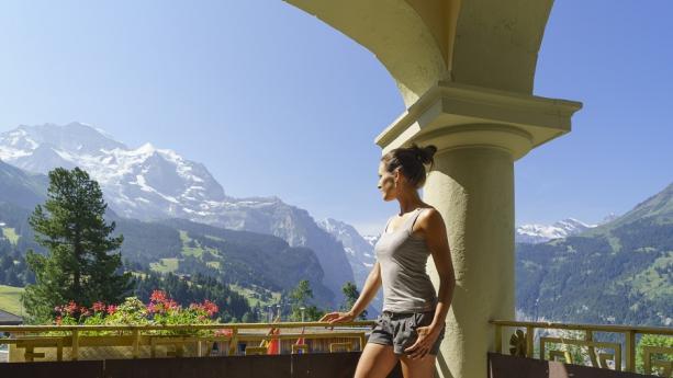 Image de Wengen - Bien-être et détente au pied de la Jungfrau