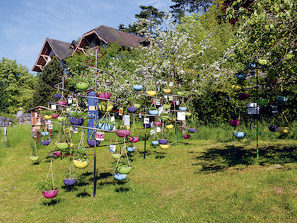 Les plus beaux jardins botaniques de suisse romande for Piscine de jardin suisse