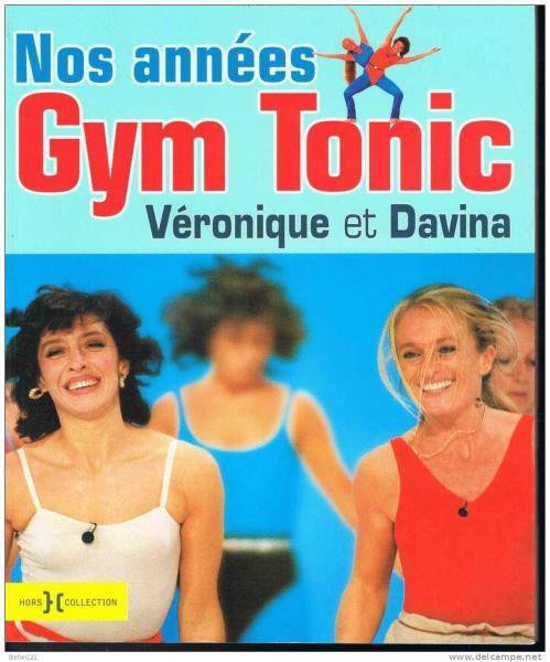 V ronique et davina que sont devenues les stars de gym - Age veronique et davina ...